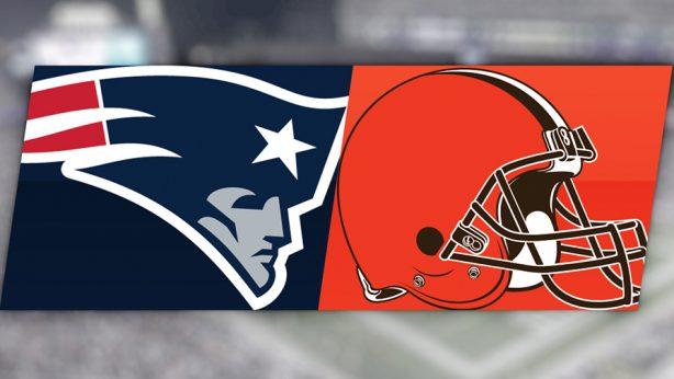 Patriots vs Browns